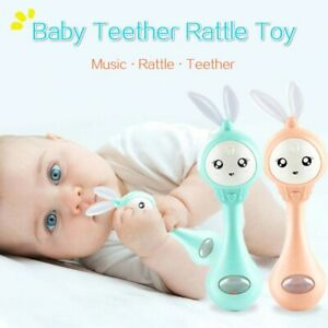 Baby Music Teether Rattle Toy for Child Toddler Hand Funny Gift Child Kids Toys