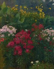 Child Burrage Edwin Flowers Canvas 16 x 20  #5648