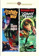 The Leopard Man / The Ghost Ship [New DVD] Manufactured On Demand