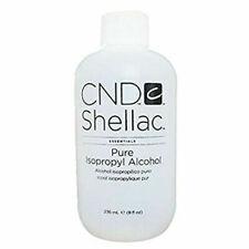 8oz CND Essentials Pure Isopropyl Alcohol.