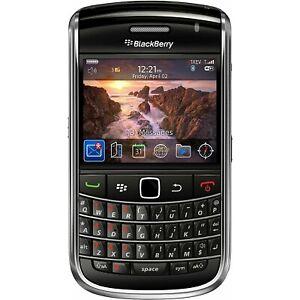 BlackBerry Bold 9650 - Black (Unlocked) GSM 3G Global Qwerty Camera Smartphone