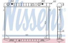 NISSENS Radiador, refrigeración del motor OPEL FRONTERA VAUXHALL 63245