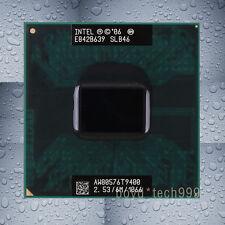 Intel Core 2 Duo T9400 Dual-Core CPU 2.53 GHz 1066 MHz Socket M, Socket P