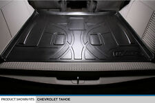 MAXTRAY All Weather Cargo Liner Mat for TAHOE / YUKON With 3rd Row (Black)
