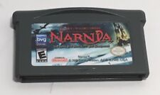 Nintendo Gameboy Advance Chronicles of Narnia Lion Witch Wardrobe VG 2005