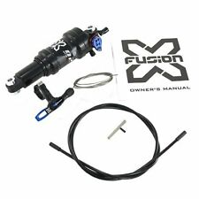 Fast Shipping X-Fusion O2 PRO RLR Rear Shock with Remote Control 165 x 38mm