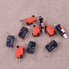 10x Micro R Hooked Lever Actuator Type Limit Switch SPDT V-154-1C25 1185RE8