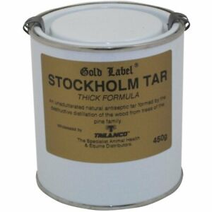 Gold Label Stockholm Tar Thick