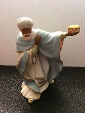 "Lenox Little Town of Bethlehem Wise men ""Balthazar""Figurine 4 1/2"" Free Shipping"