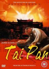 Tai-Pan (DVD) (NEW AND SEALED) (REGION 2) (FREE POST)