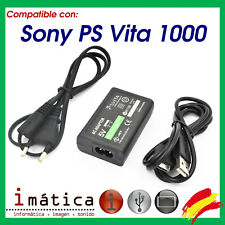 Charger For sony PS Vita 1000 - 100X Dc Wall Eu Europe Play Station Portable