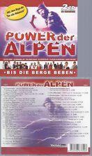 CD--POWER DER ALPEN--2CD--VARIOUS--EDLSEER--PIRCHER--BACHLER--ALPENTRIO TIROL