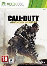 Call of Duty: Advanced Warfare (Microsoft Xbox 360, 2014)