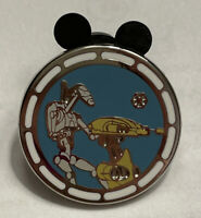 NEW 2020 Disney Parks Hidden Mickey Star Wars Battle Droid Completer Chaser Pin