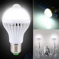 E27 RGB LED Birne Lampe Glühbirne Licht Bulb PIR Bewegungsmelder Bewegungssensor