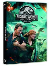 JURASSIC WORLD FALLEN KINGDOM DVD BRAND NEW SEALED (INCLUDED BONUS FEATURES)