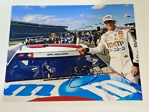 Kyle Busch signed SPC HOLLAND CHARLOTTE 2021 600 MILES OF REMEMBERANCE photo