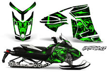 Ski-Doo Rev XR Decal Graphic Kit Sled Snowmobile Sticker Wrap 2013+ NIGHTWOLF G