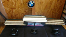BMW 325E 325i 325is E30 OEM rear view mirror OEM factory pn: 0010040