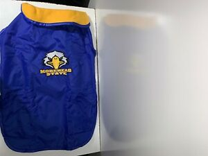 NCAA Morehead State Eagles All Weather-Resistant Protective Dog Outerwear, LG