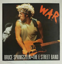 "Bruce Springsteen War  Single 7"" Spain original 1986"