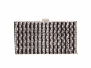 Women's Diamante Sparkly Crystal Evening Bag For Wedding Prom Bridal Night Out