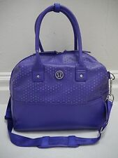 NEW LULULEMON Daily Gym Bag Bruised Berry large yoga workout tote *RARE*