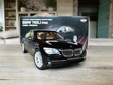 BMW 7er 760Li F02 60 Years China Edition schwarz 1:18 Kyosho 1 of 1200 OVP