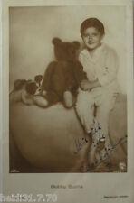 """les enfants, jouets, teddy, Bobby Burns, autographe"" 1910 ♥ (15284)"