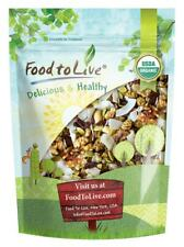 Organic Variety Trail Mix — Raw, Non-GMO, Vegan Superfood, Kosher, NoSugar, Bulk
