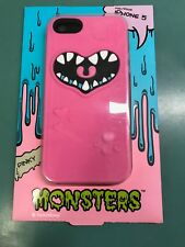 Switcheasy Monsters iPhone 5/5S/SE Case Pink - Pinky
