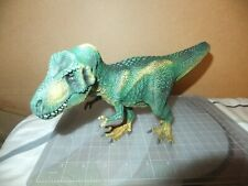 Schleich Tyrannosaurus Rex Dinosaur Figure Green 11� Length