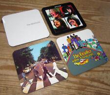 The Beatles Album Cover Coaster Set #3