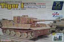 Dragon Models 1/35 scale kit 6947, Pz.Kpfw.VI, Ausf.E Tiger 1.