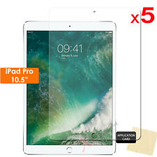 "5x CLEAR Screen Protector Guard Covers for Apple iPad Pro 10.5"" (10.5 Inch)"