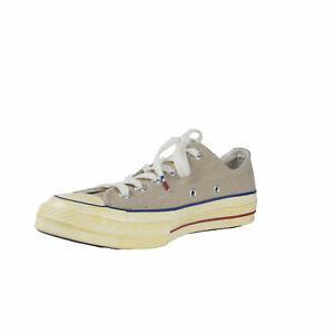 CONVERSE Unisex CTAS 70 Ox Sneakers, Vintage Khaki, M 7 / W 9