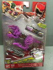 Power Rangers Dino charge morpher booster power pack - No's 1 & 18 +zord holder