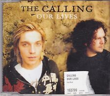 The Calling-Our Lives cd maxi single