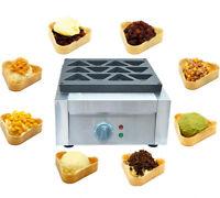 Electric Sandwich Baker Red Bean Cake Oven Waffle Machine Obanyaki Maker 110V