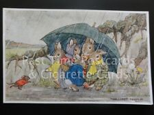 Margaret Tempest: SHELTER FROM RAIN c1938 showing Animal Characters No.59/6835