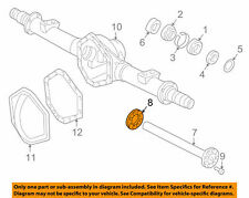 "GENUINE GM 12471641 Axle Flange Gasket 10.5"", 11.5"" Ring Gear, 3/4 & 1 Ton"