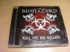 "CD Biohazard ""Kill or be killed"" (2003)"