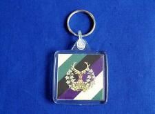 GORDON HIGHLANDERS LARGE KEY RING