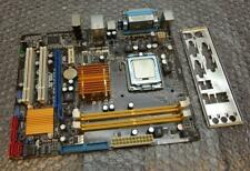 Asus P5KPL-AM EPU REV. 1.03G Socket 775 Motherboard with Intel CPU & Back Plate