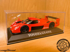 TOYOTA GT-ONE RED 1:43 MINT!!!