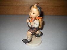 Vintage Hummel Goebel School Boy Figurine - # 82/0 - West Germany