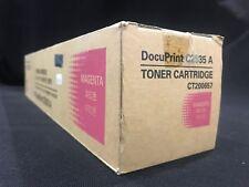 Genuine Fuji Xerox C2535A Magenta Toner Cartridge CT200657 For Docuprint C2535A