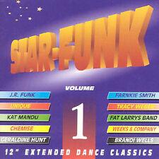 Star Funk, Vol. 1 by Various Artists (CD, Dec-1995, Unidisc)