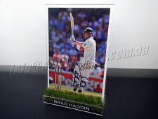 ✺Signed✺ BRAD HADDIN Photo & Frame COA Australia 2018 Shirt Jersey Cricket