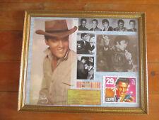 Elvis Presley Framed Photos pictures postcard memorabilia large